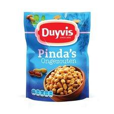 Pinda`s ongezouten