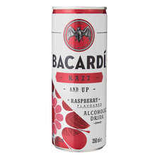 Bacardi Razz&Up 250ml