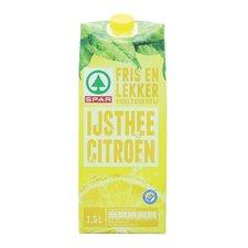 Spar Icetea Citroen 1,5ltr