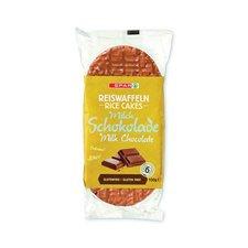 Spar Rijstwafel Chocolade