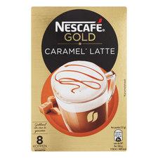 Nescafe Latte Caramel 136gr