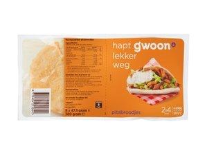 Gwoon Shoarma Pita broodje 2x4 8st