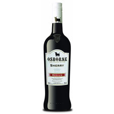 Osborne Sherry Medium 750ml