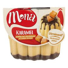 Mona Karamel Pudding met Saus 450ml
