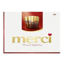 Merci Finest Select Assorti 250gr