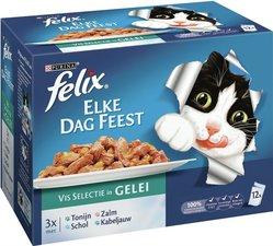 Felix elke dag feest Fusions Vis 12st