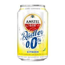 Amstel Radler Citroen 0% blikje 33cl