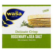Wasa Delicate Thin Rosemary