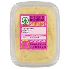 Spar Surinaamse Scharrelei Salade 150Gr