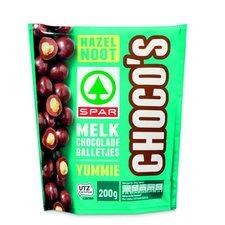 Spar Choco's Hazelnoot 200gr