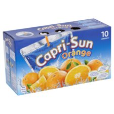 Caprisun Orange 10st