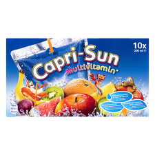 Caprisun Multi Vitamine 10st