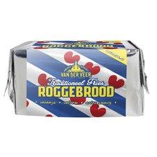 Van Der Veer Roggebrood 500gr