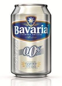 Bavaria 0% wit 33cl